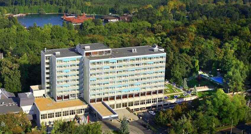 Danubius Health Spa Resort Heviz 4*