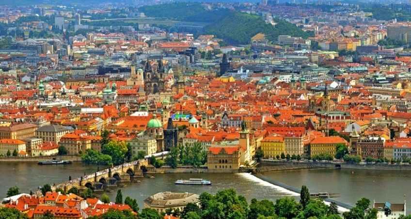 туры в Европу из Москвы